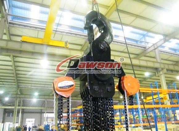 50 ton 50t 50000kg manual chain hoist chain block lifting 50 ton 50t 50000kg manual chain hoist chain block sciox Images
