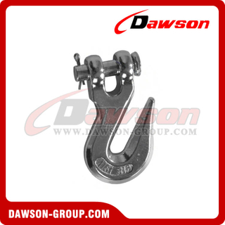 Stainless Steel Clevis Grab Hook