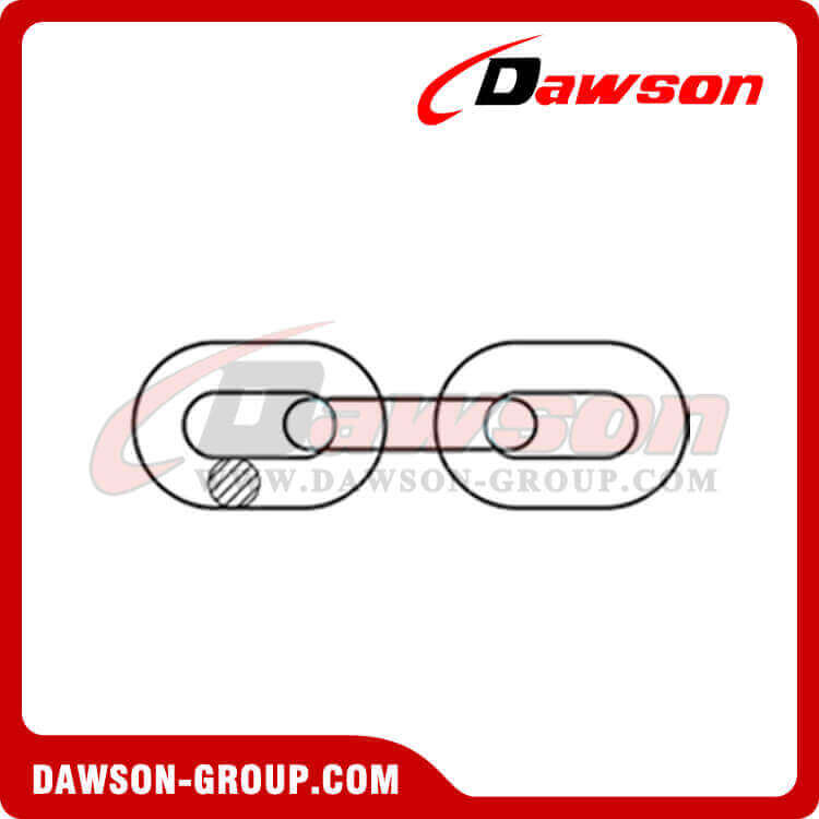 GRADE 80 ALLOY LOAD CHAIN(EN818-7) DAWSON-GROUP