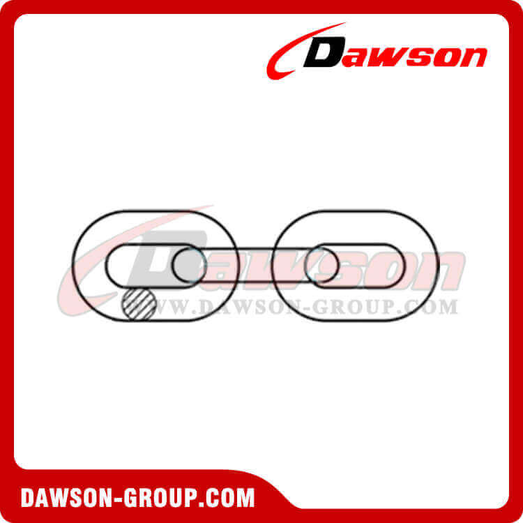GRADE 100 ALLOY LIFTING CHAIN DAWSON-GROUP