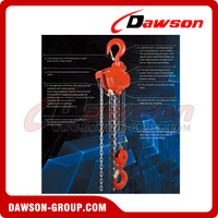 DSVC-A Heavy Duty Chain Block for Lifting Goods