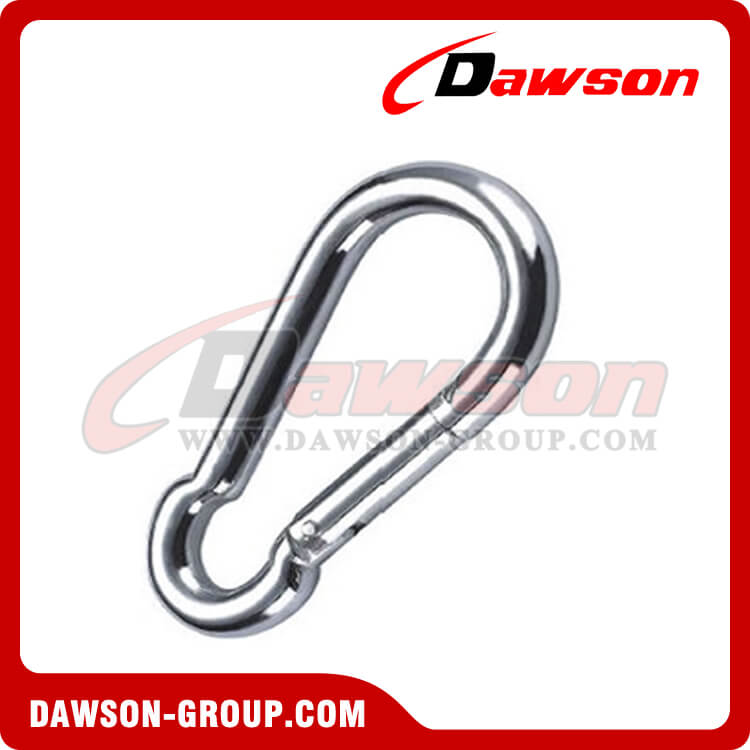 SNAP HOOK + DIN5299C + ZINC PLATED