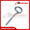 Wood Screw Zinc Plated