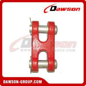 G70 / Grade 70 Alloy Forged Twin Clevis Link for Lashing