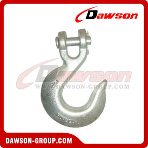 G70 and G43 Forged Clevis Slip Hook for Lashing or Pulling