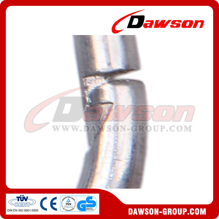 6 Stainless Steel Snap Hook AISI316 AISI304 - Dawson Group Ltd. - China Manufacturer, Supplier, Factory, Exporter