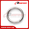 Stainless Steel Welded Round Rings