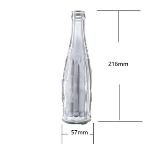 Carbonated Water Bottles