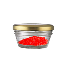 2oz Glass Caviar Jar
