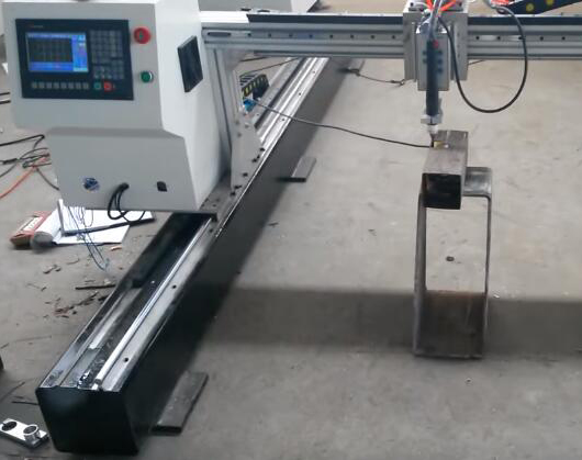 Plasma cutter 63A cut 4mm carbon steel .jpg