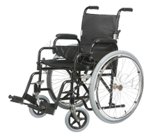 YJ-008 Steel manual wheelchair