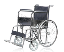 YJ-1110C Steel Economy Manual Wheelchair