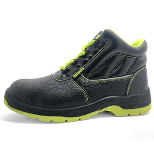 TIGER MASTER Brand Steel Toe Industrial Safety Shoes Boots