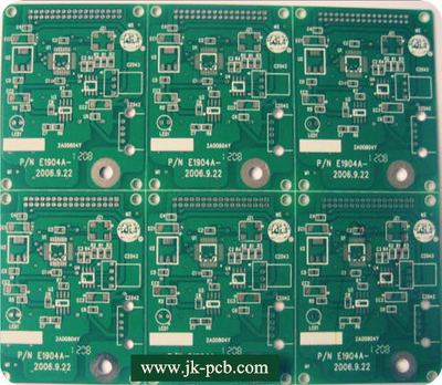 Temperature and Humidity Controller PCB