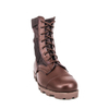Rubber red brown army Jungle boots 5234