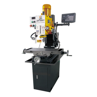 "ZAY7040V-1/ZAY7032V-1/ZAY7045V-1 31 1/2"" x 9 1/2"" VARIABLE SPEED MILL DRILL - Milling Machines"