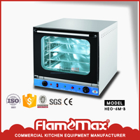 HEO-6M-B Digital Electric Commerical Convection Oven with factory price