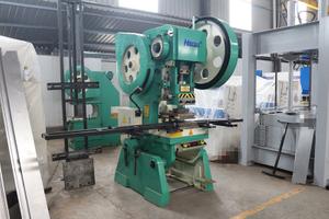 Press brake, Shearing machine, Hydraulic press ...
