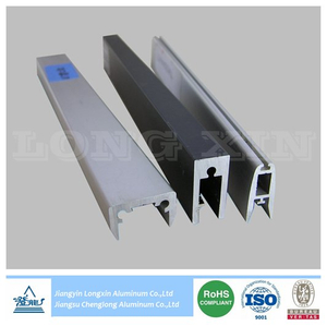 Well Anodized Aluminium Profile for Advertisement