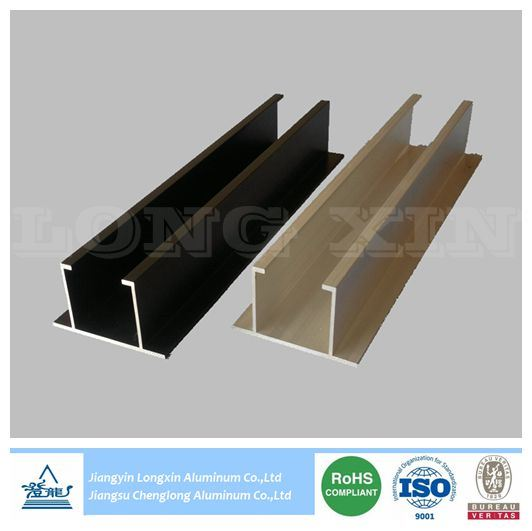 Matt Anodizing Aluminium Profile for Windows