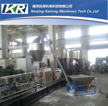 Auto Screw Loader Mechanical Plastic Compound Machine