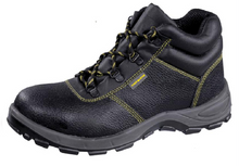 Deltaplus sole leather upper safety shoes
