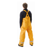 TR-004 hi vis reflective bib style overalls for workers