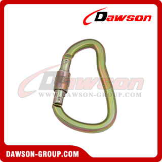 High Tensile Steel Alloy Steel Carabiner DS-YIC007D