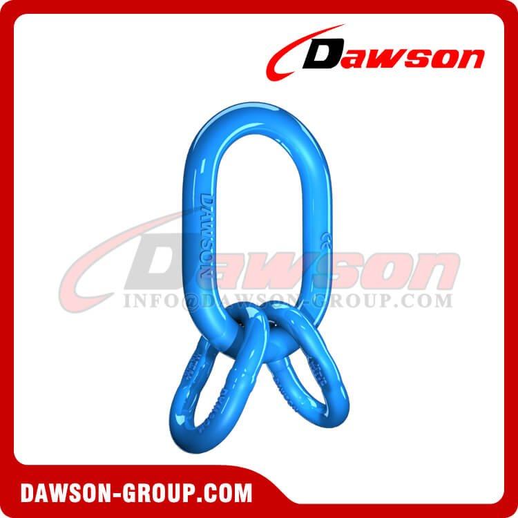 G100 Master Link Assembly, Grade 100 Alloy Steel MainMaster Link for Chain Slings - China Factory, Exporter - Dawson Group Ltd.