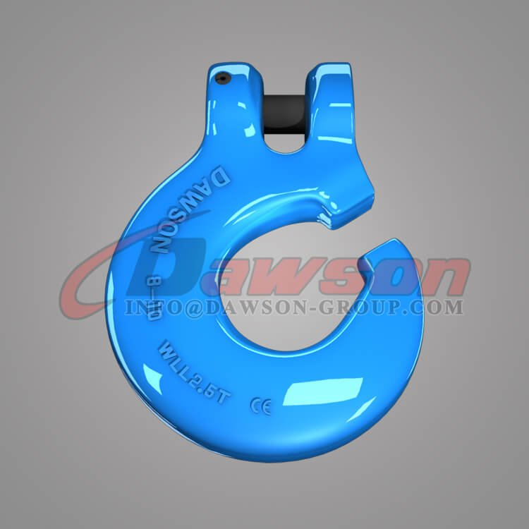 Grade 100 Clevis Forest Hook for Logging, G100 Forged Clevis Forest Hook - Dawson Group Ltd. - China Factory, Exporter