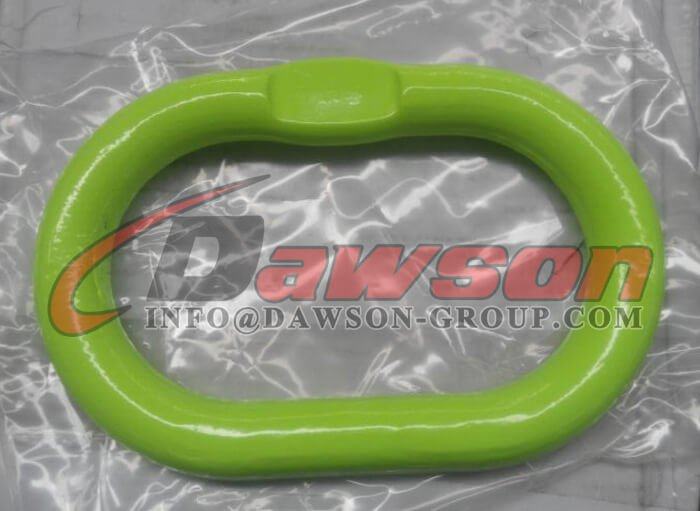 G100 Forged Master Link for Crane Lifting Chain Slings - Dawson Group Ltd. - China Manufacturer Supplier, Factory, Exporter