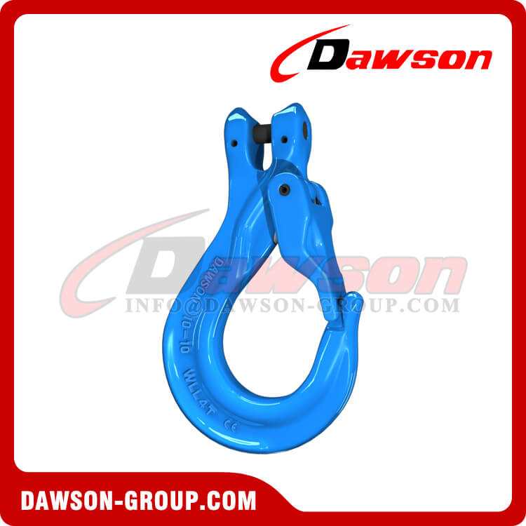 G100 Clevis Sling Hook with Cast Latch - Dawson Group - China Factory