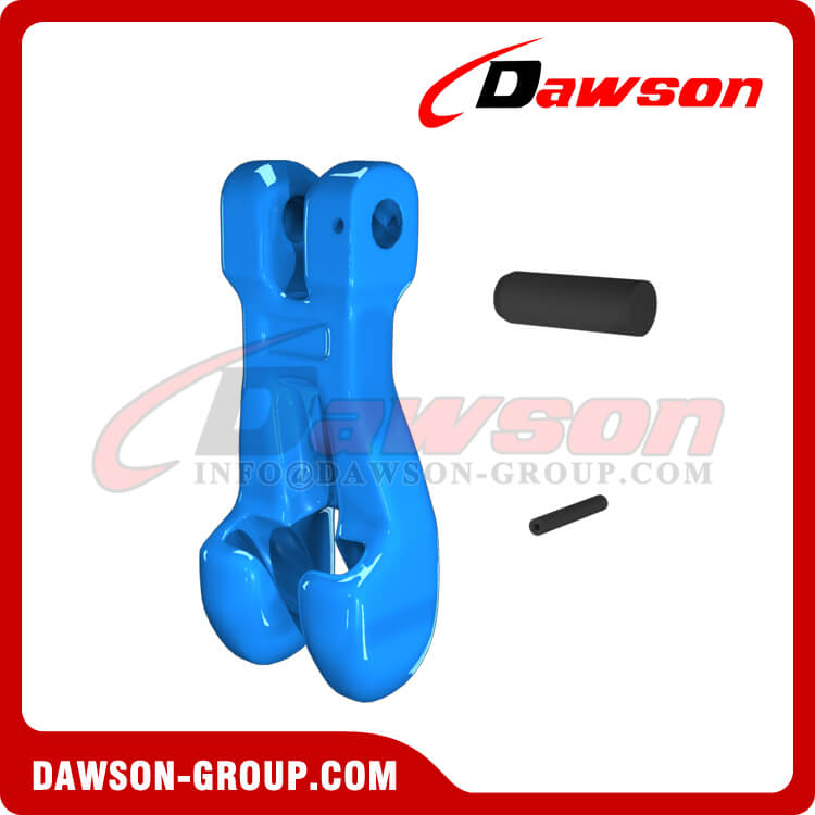 Grade 100 Shortening Chain Clutch, G100 Clevis Shortening Clutch for Adjust Chain Length - Dawson Group Ltd. - China Manufacturer, Factory