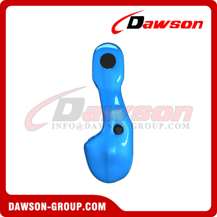 Grade 100 Forged Alloy Steel Clevis Chain Clutch with Safety Pin for Adjust Chain Length - Dawson Group Ltd. - China Supplier, Exporter