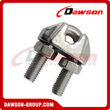 Stainless steel US malleable wire rope clip