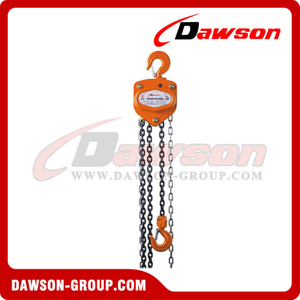 DS-HSZ-A 619 Series Chain Block for Loading and Unloading