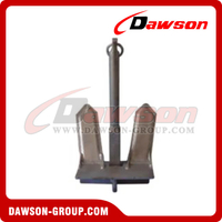Hot Dipped Galvanized Powers Anchor / H.D.G. Powers Anchor for Boat