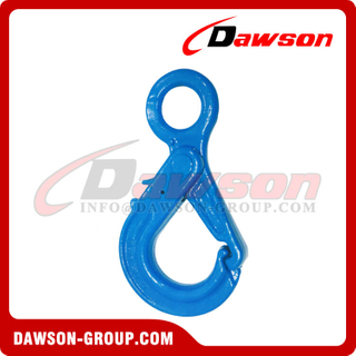 DS1016 G100 Special Eye Self-Locking Hook for Crane Lifting Chain Slings