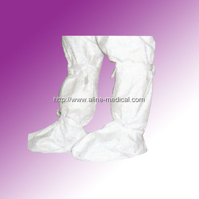 Tyvek boot covers