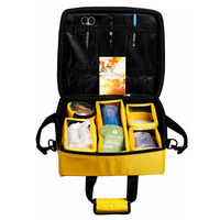 First Aid Field Trauma Medical Aid Yellow Bag