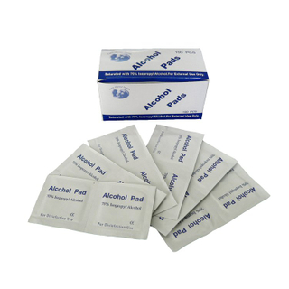 Hot Sale High Quality Mckesson Alcohol Prep Pads Individually Wrapped