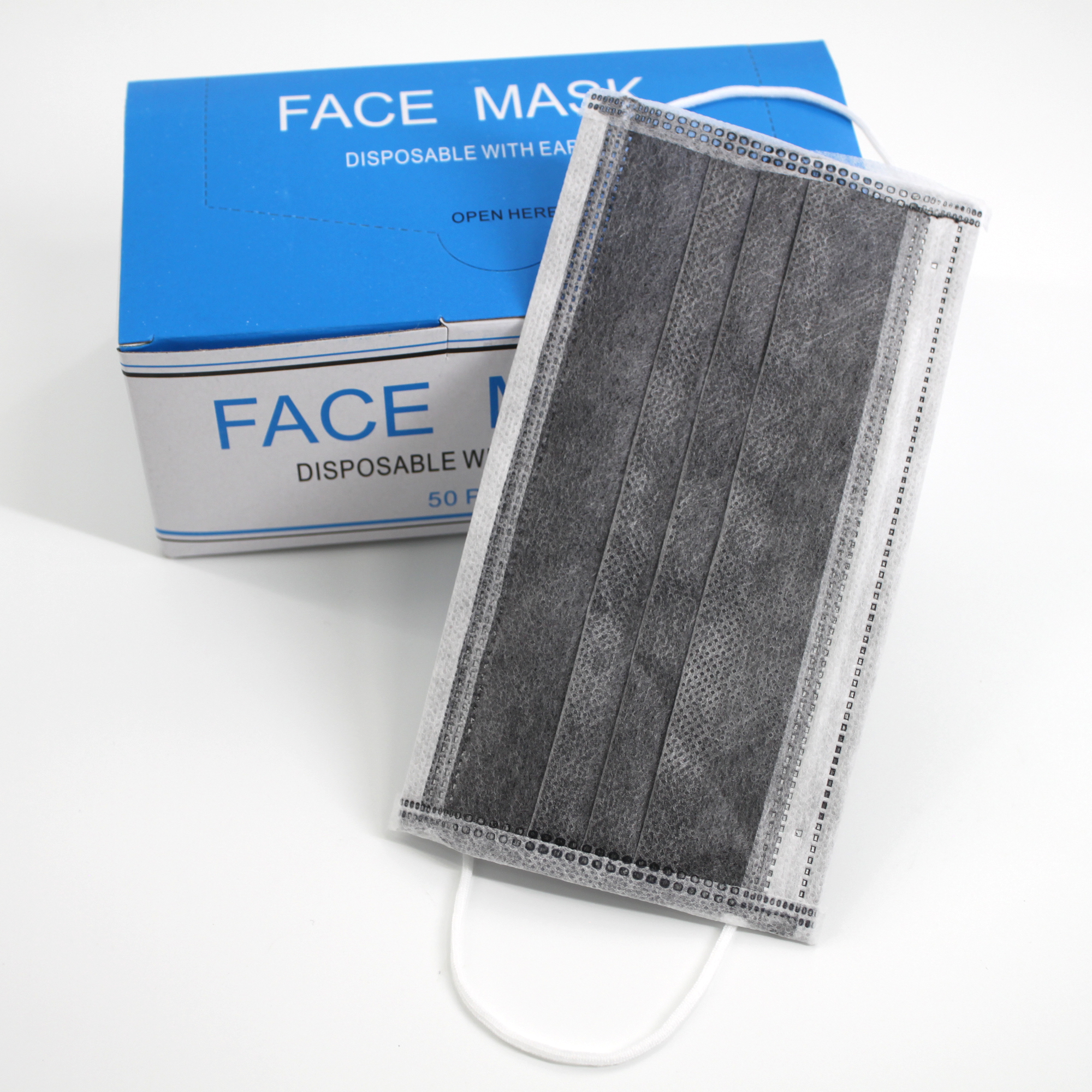 4 ply surgical face mask