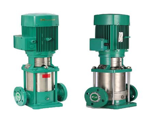 High quality vertical multistage pump