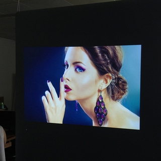 4K High Quality Front Projection Film With High Contrast For Home Cinema