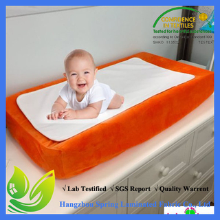 Waterproof Bamboo Vibrating Mattress Pad
