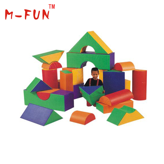 Kindergarten Children Indoor Soft Playground