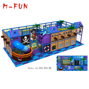 Baby indoor soft play equipment
