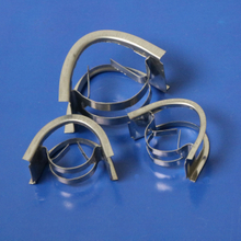 Stainless Steel Metal Saddle Ring