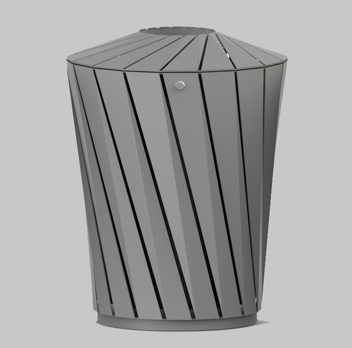 European style outdoor waste can with hot selling HW-519