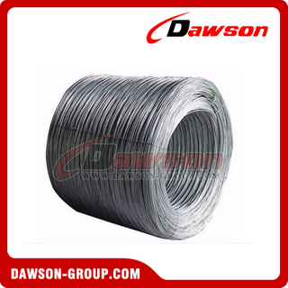 DSf000 Hot Galvanized Wire Silk Products Iron Wire Products